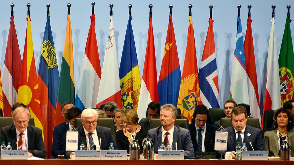 Organisationen för säkerhet och samarbete i Europa, OSSE, har möte i Hamburg. Foto: Glyn Lowe (CC BY 2.0).