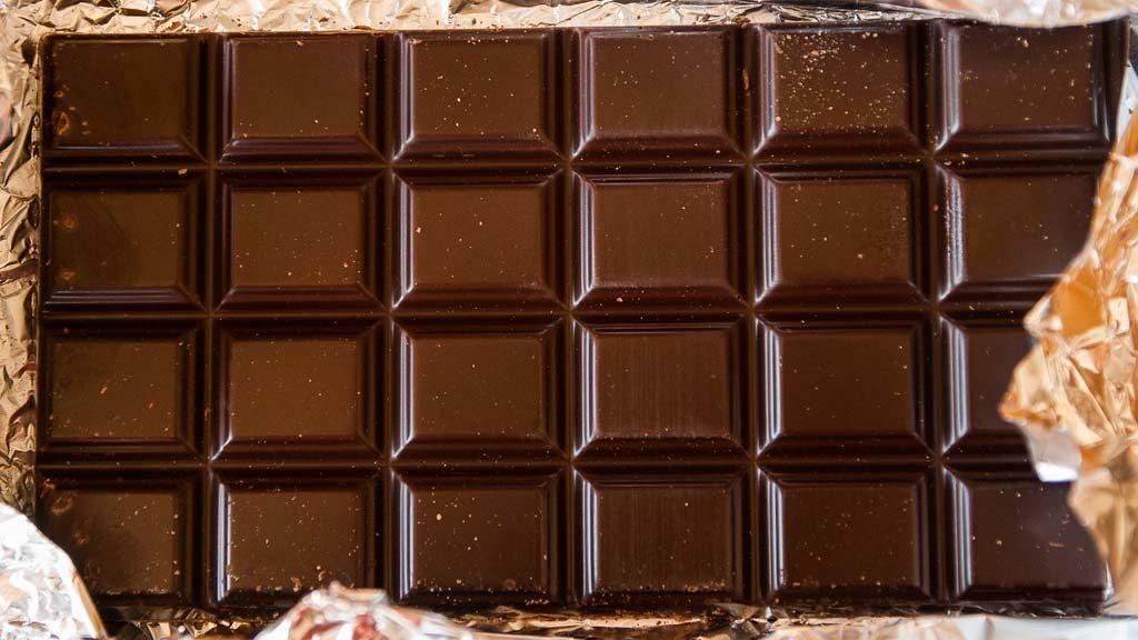 Chokladkaka.