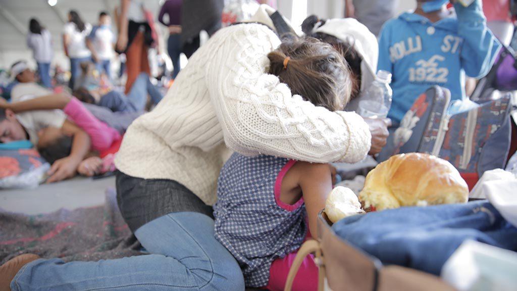 Migranter i Centralamerika