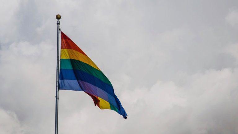 Pride-flagga