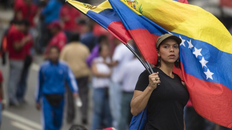 Demonstrationer i Venezuela