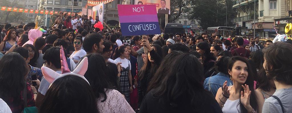 Prideparaden i Mumbai 2019