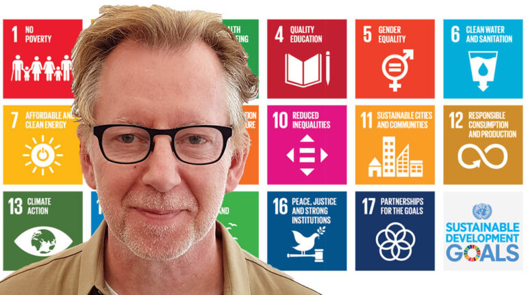 Jakob Trollbäck och de globala målen