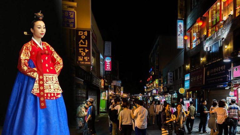 Sydkorea könsroller