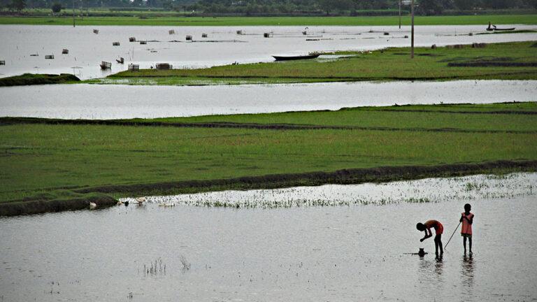 Översvämningar i Bangladesh
