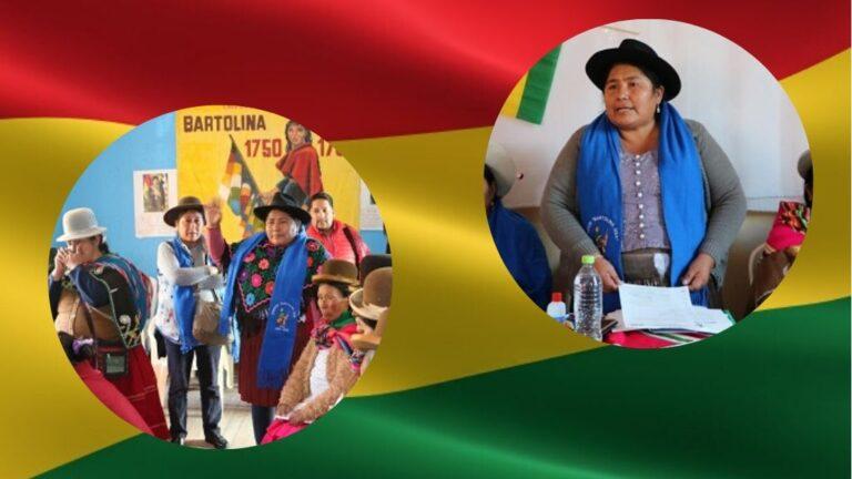 Bolivia Bartolina Sisa