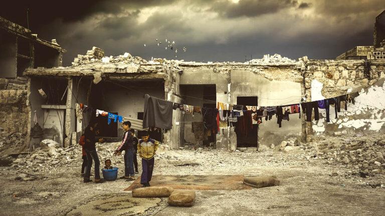 Vardagsliv i Syrien