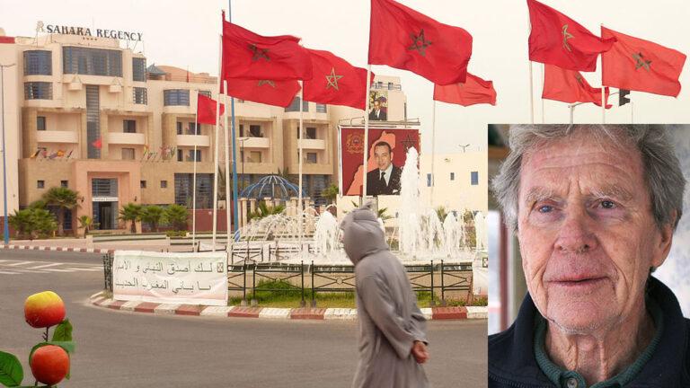Det ockuperade Västsahara