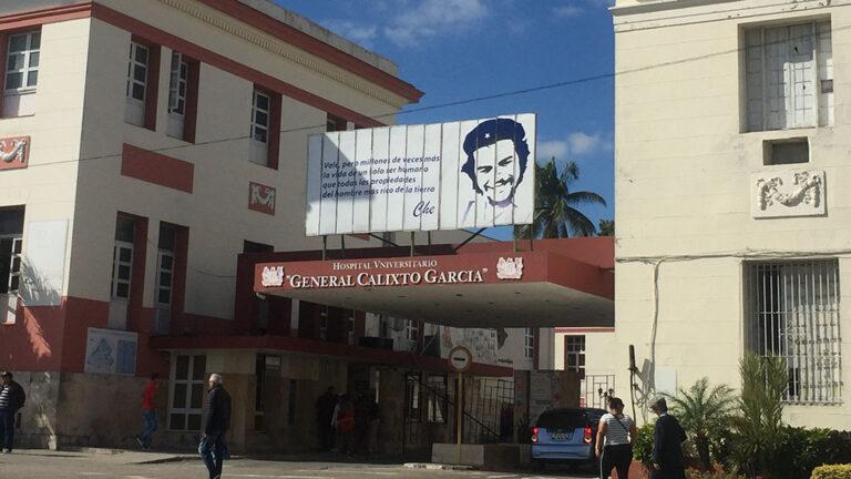 Sjukhus i Kuba
