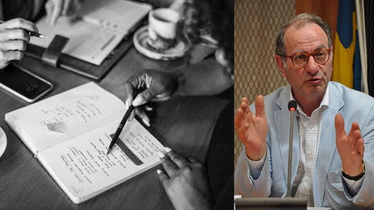 Administration och Daniel Tarschys
