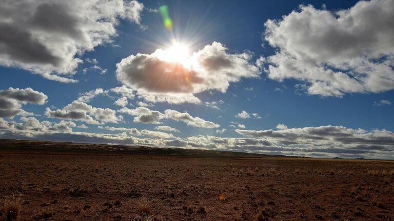 Torka i Namibia