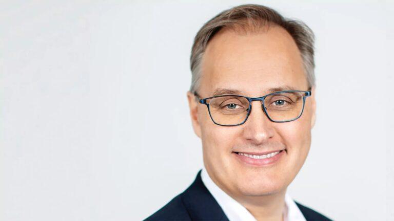Tony Clark, The CEO of Avfall Sverige. Photo: Avfall Sverige.
