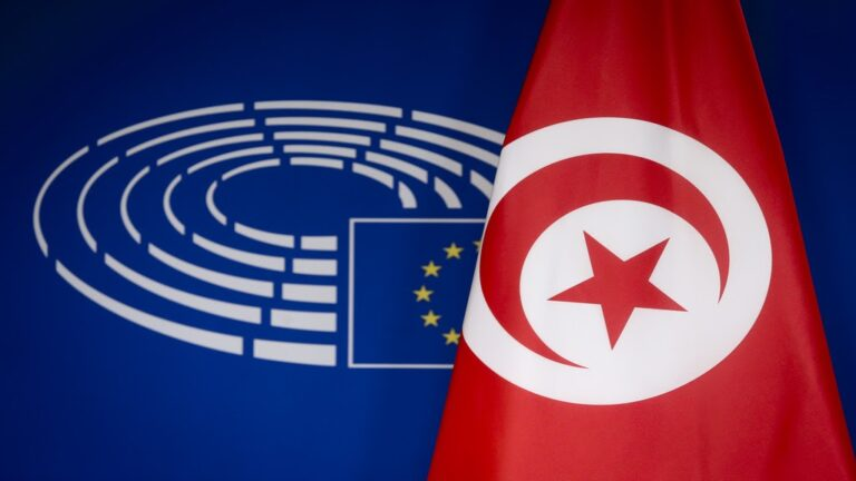 Den tunisiska administrationen behöver öka dialogen med civilsamhället och näringslivet, menar Anna Block Mazoyer. Foto: European Parliament, Flickr.com